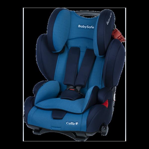 BabySafe Collie Blue Bērnu autosēdeklis 9-36 kg