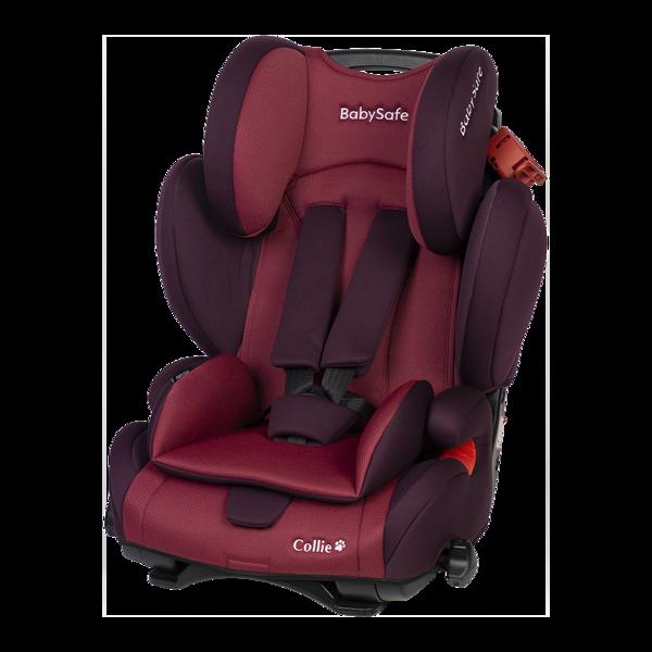 BabySafe Collie Pink violet Bērnu autosēdeklis 9-36 kg