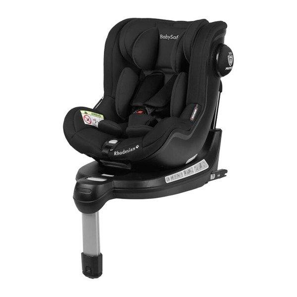 BabySafe Rhodesian Black Bērnu autosēdeklis 0-18 kg