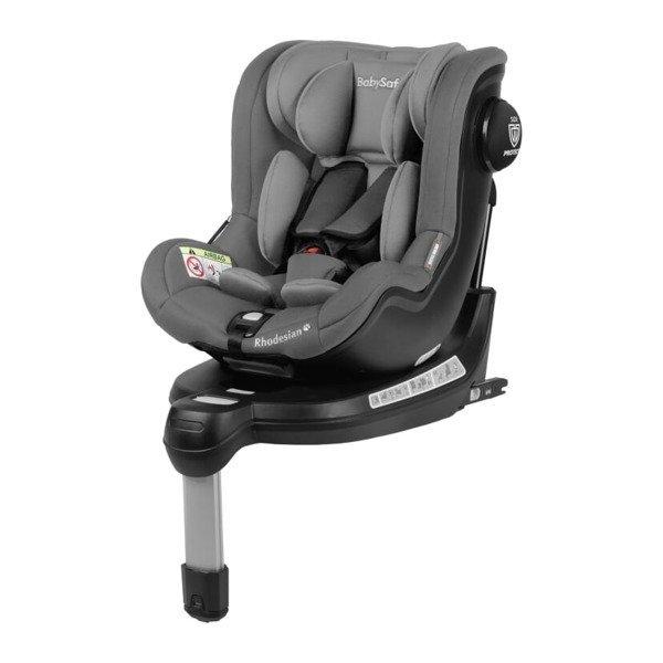 BabySafe Rhodesian Grey Bērnu autosēdeklis 0-18 kg