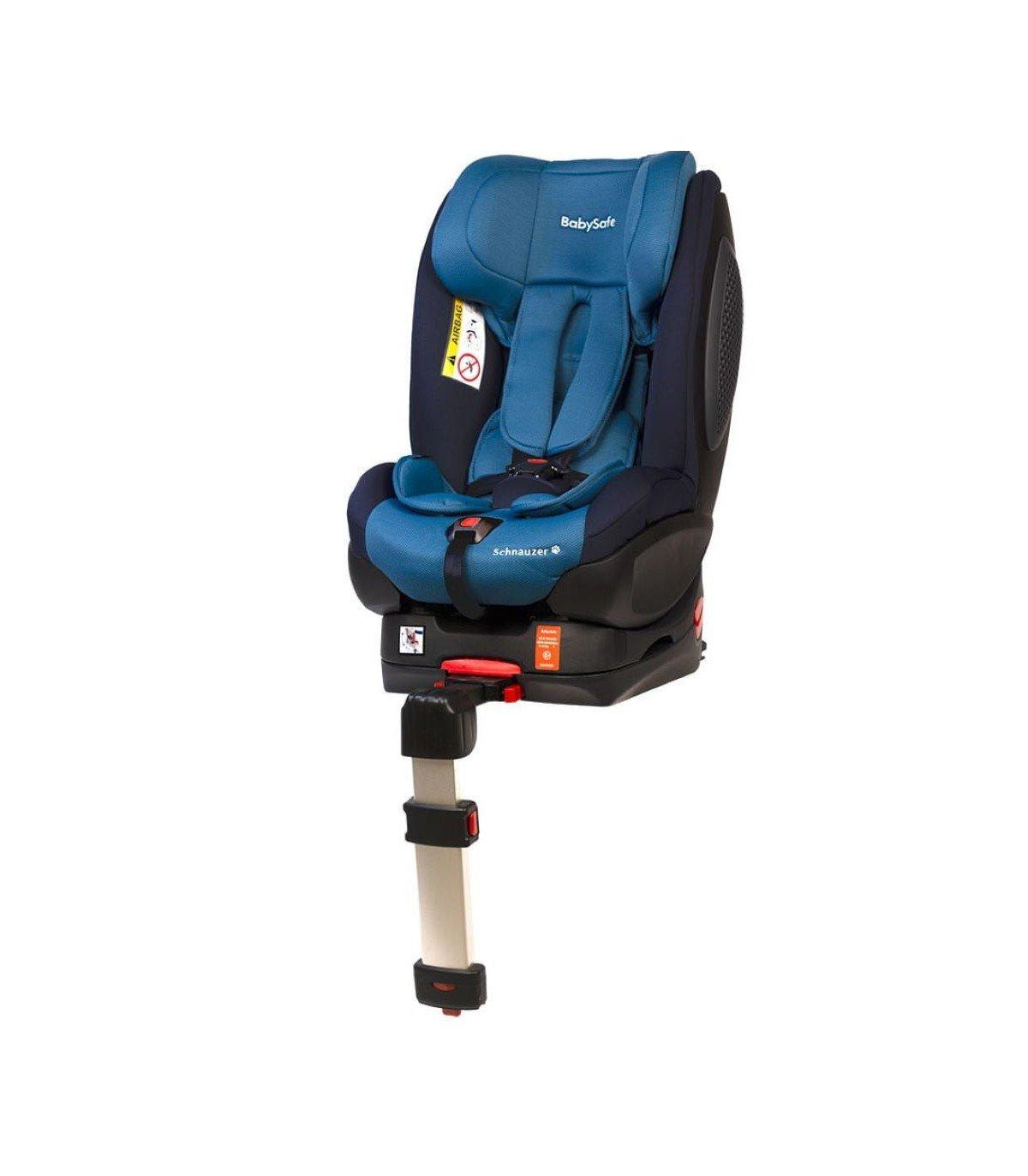 BabySafe Schnauzer Blue + Base ISOFIX Bērnu autosēdeklis 0-18 kg