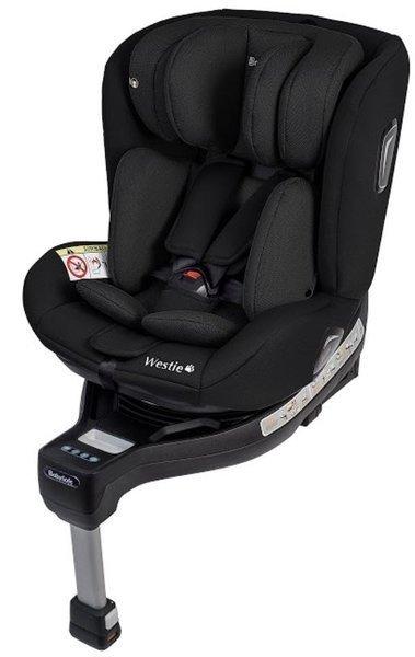 BabySafe Westie Black Bērnu autosēdeklis 0-18 kg