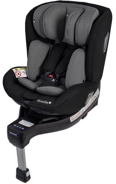 BabySafe Westie Black grey Bērnu autosēdeklis 0-18 kg