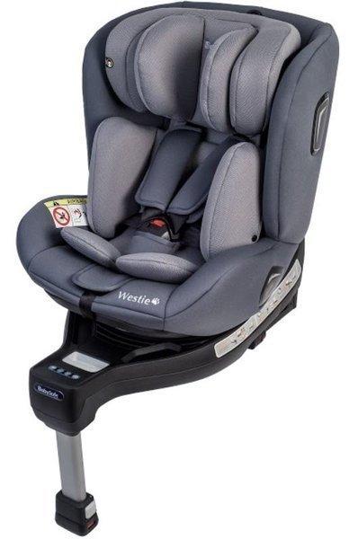 BabySafe Westie Grey Bērnu autosēdeklis 0-18 kg