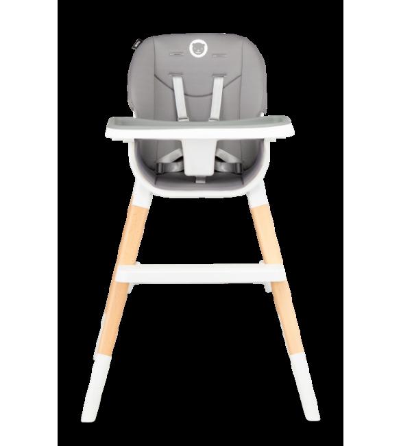 Barošanas krēsliņš 4in1 MONA Lionelo stone