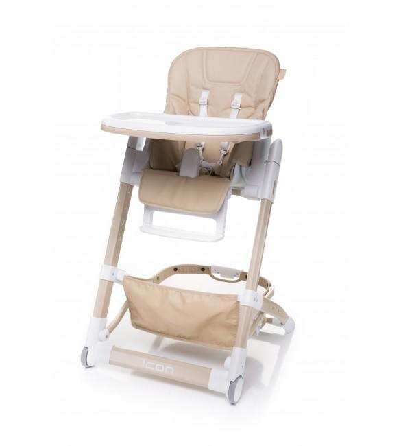 Barošanas krēsls 4BABY ICON beige