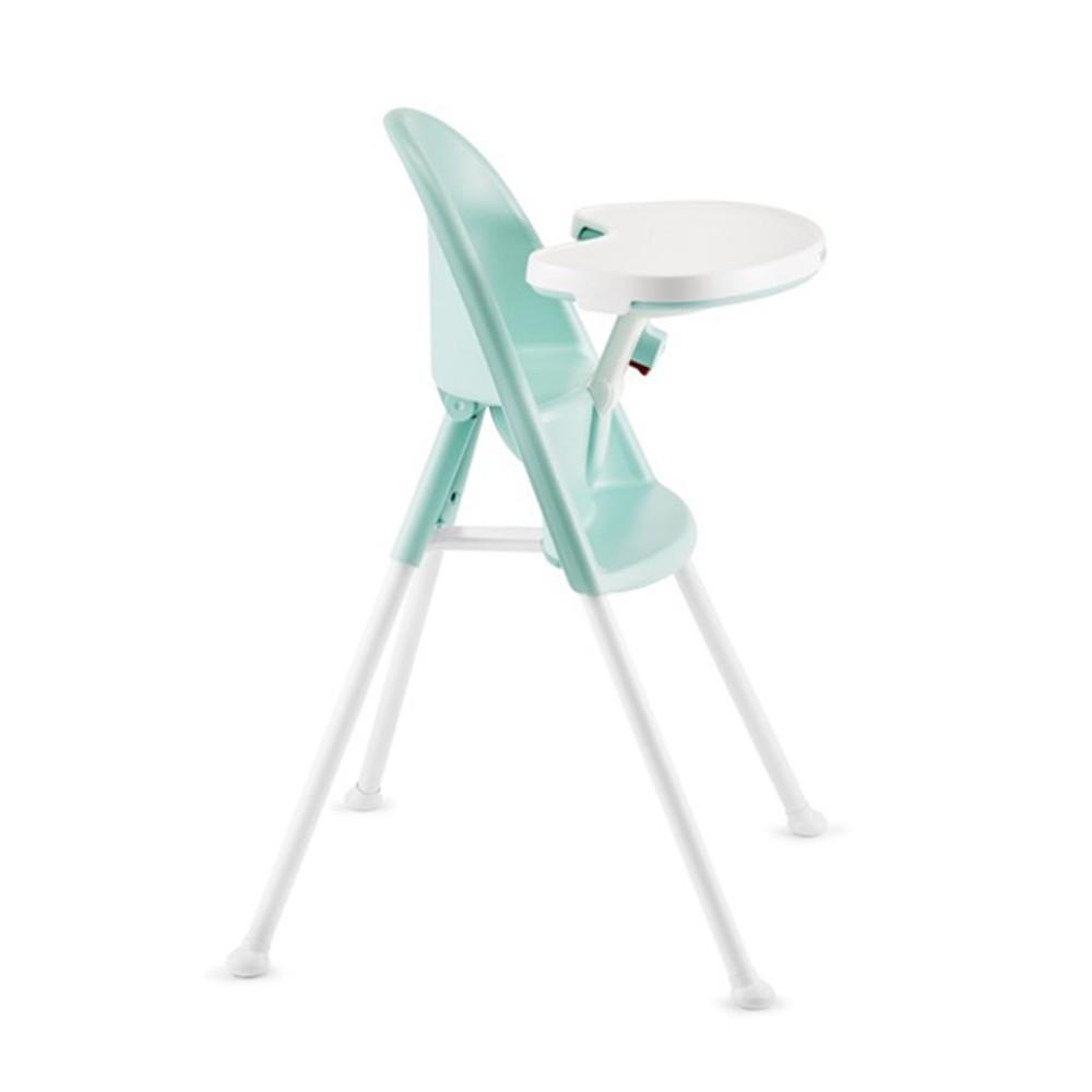 Barošanas krēsls BabyBjorn High Chair Light green 067085
