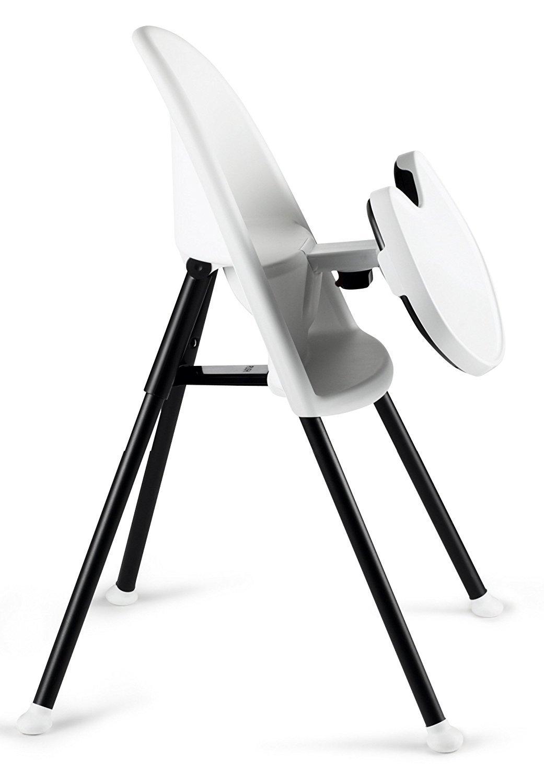Barošanas krēsls BabyBjorn High Chair White 067021