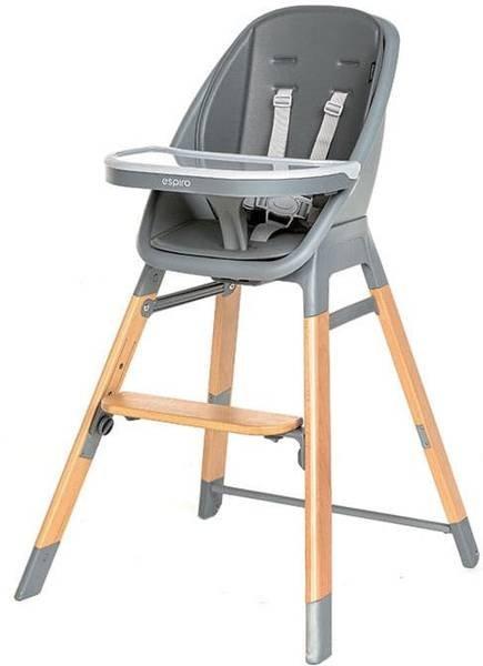 Barošanas krēsls Espiro SENSE 4in1 07 grey