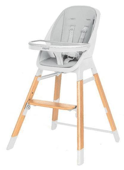 Barošanas krēsls Espiro SENSE 4in1 White grey