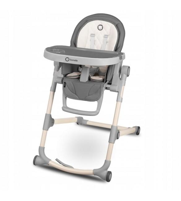 Barošanas krēsls Lionelo CORA stone