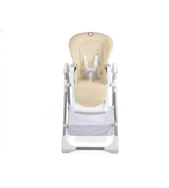 Barošanas krēsls Lionelo LINN PLUS beige + aksesuāri dāvanā