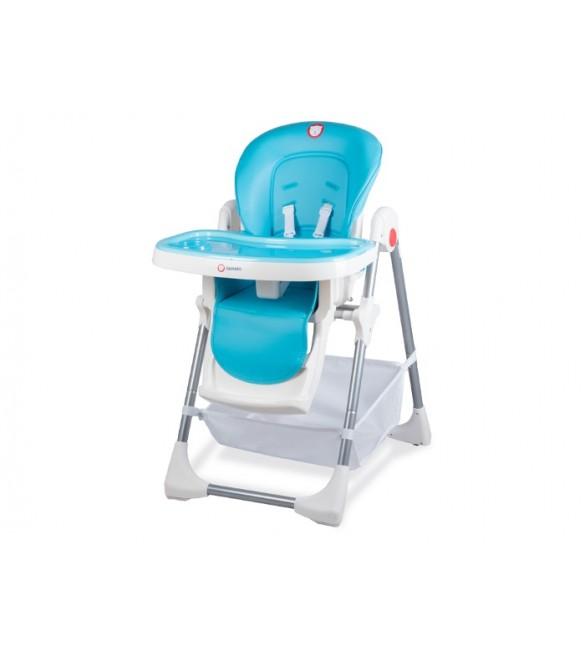 Barošanas krēsls Lionelo LINN PLUS turquoise