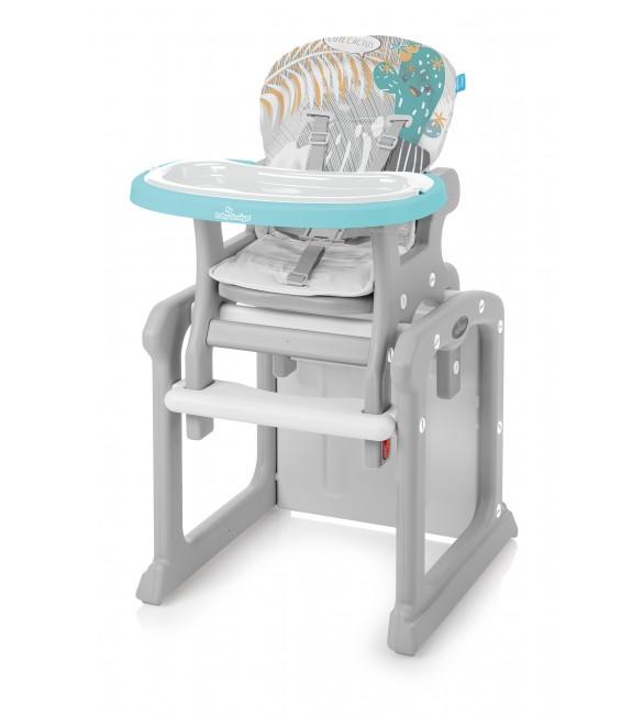 Barošanas krēsls - transformeris Baby Design CANDY CACTUS 05