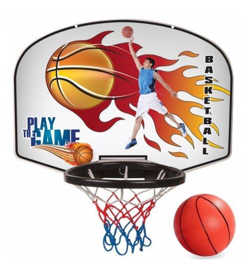 Basketbola grozs ar bumbu Woopie 30746