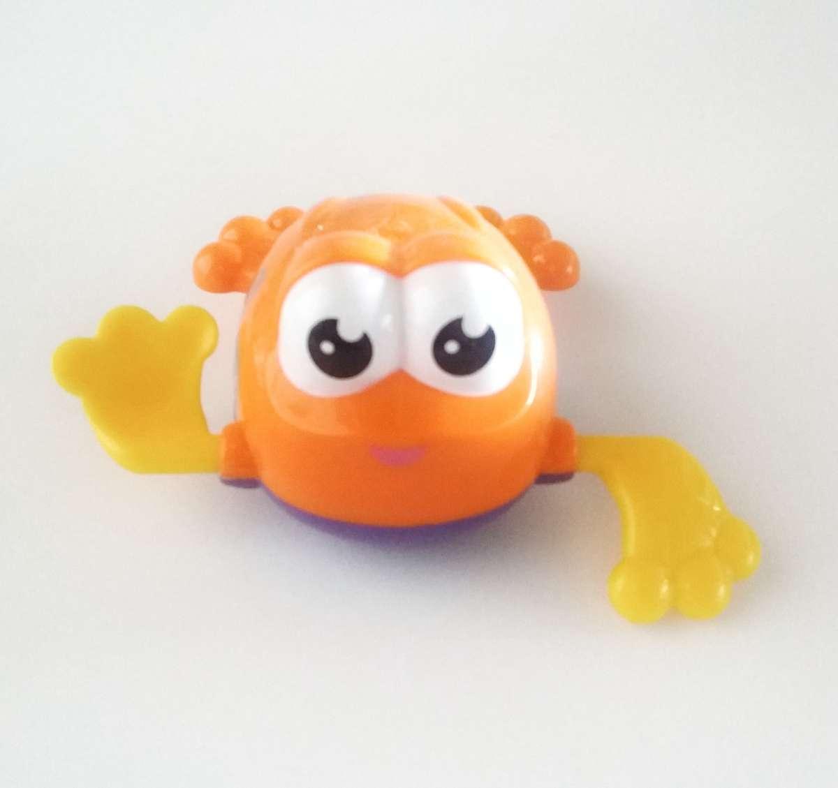 BebeBee mehāniski uzvelkamā rotaļlieta Vardīte