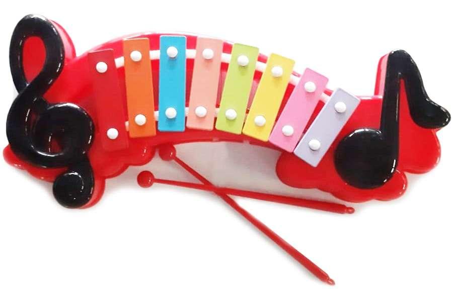 BebeBee Xylophone Muzikāla rotaļlieta ksilofons