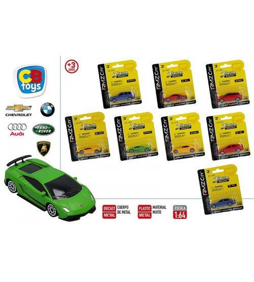 Bērnu automašīna Audi, Bmw, Chevrolet, Land Rover, Lamborghini Kastē CB37539