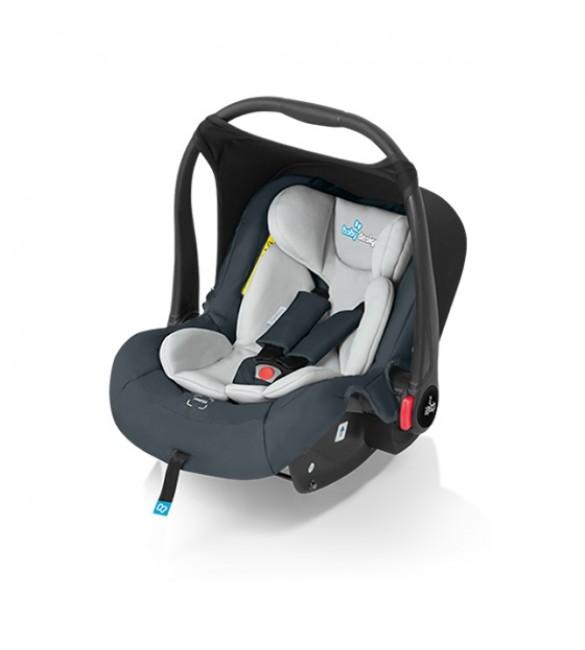 Bērnu autosēdeklis 0-13 kg Baby Design LEO 17/graphit FB-802