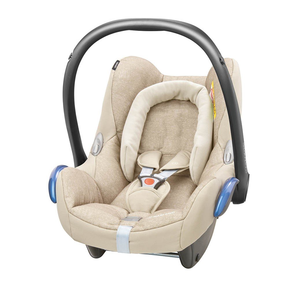 MAXI COSI CABRIOFIX Nomad Sand Bērnu autosēdeklis 0-13 kg
