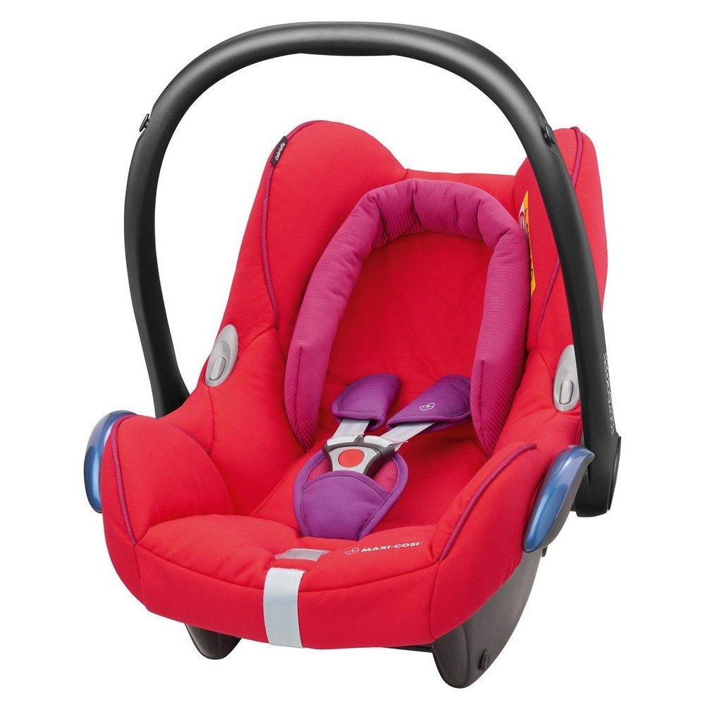 MAXI COSI CABRIOFIX Red Orchid Bērnu autosēdeklis 0-13 kg
