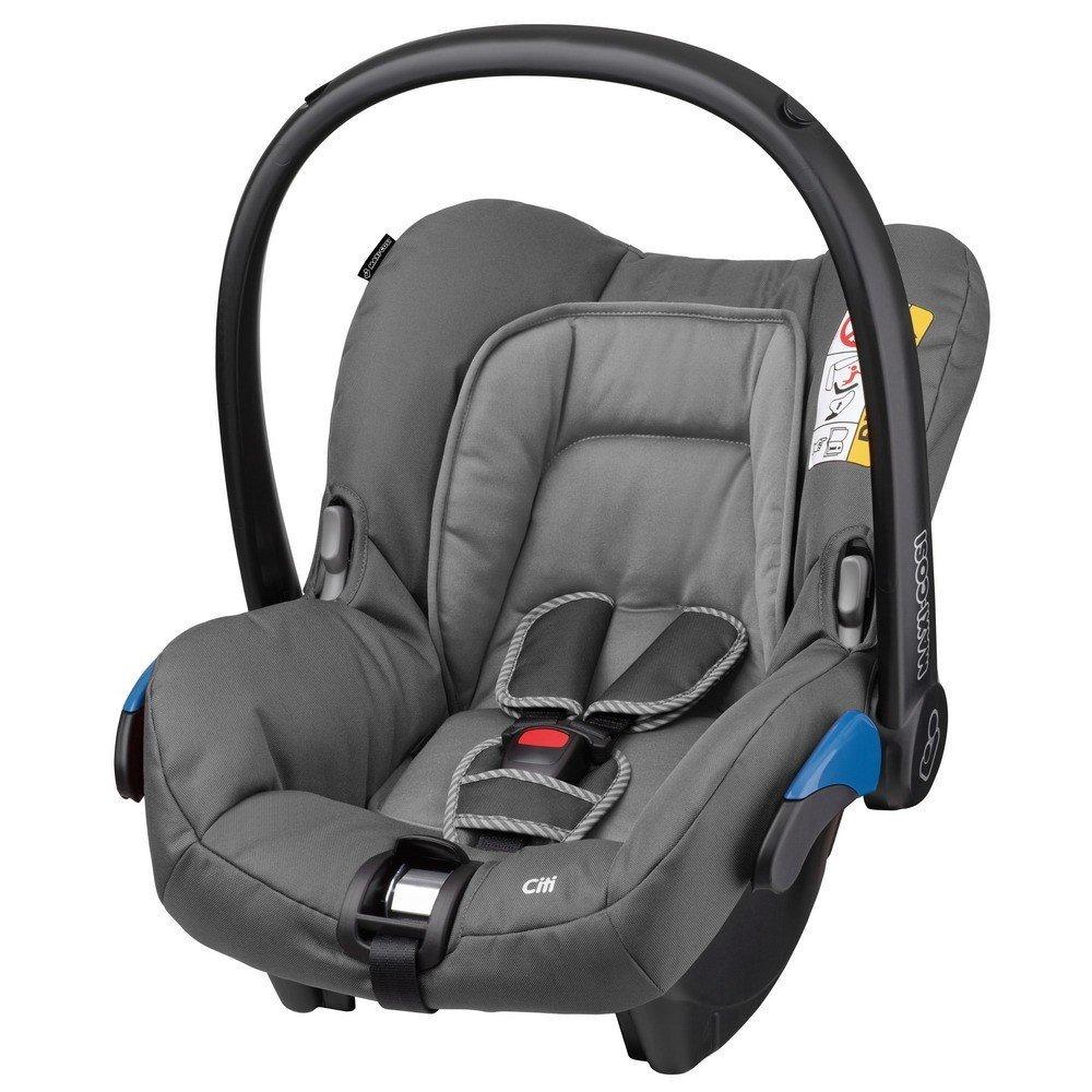 MAXI-COSI Citi Concrete Grey Bērnu autosēdeklis 0-13 kg
