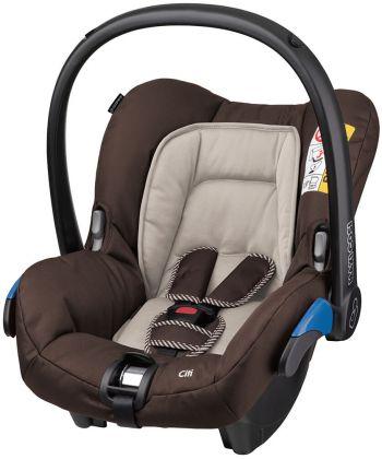 MAXI-COSI Citi Earth Brown Bērnu autosēdeklis 0-13 kg