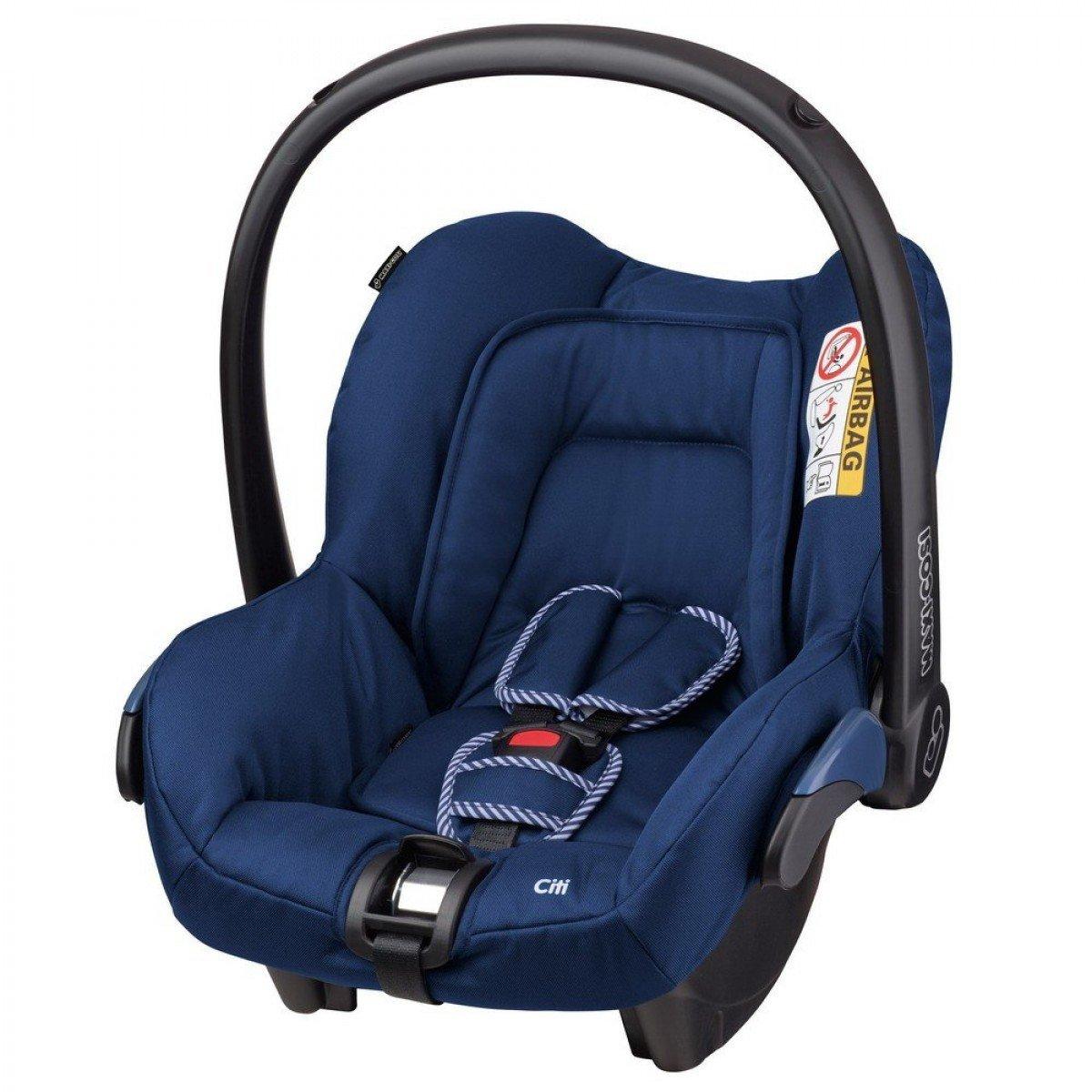 MAXI-COSI Citi River Blue Bērnu autosēdeklis 0-13 kg