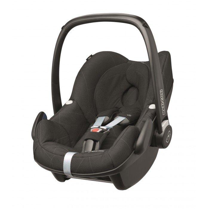 Bērnu autosēdeklis 0-13 kg MAXI-COSI Pebble Black Diamond