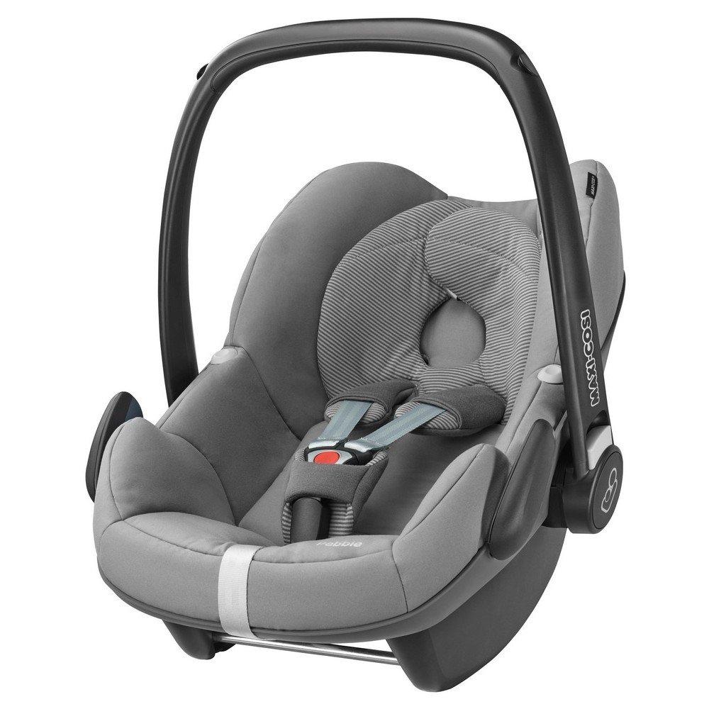 Bērnu autosēdeklis 0-13 kg MAXI-COSI Pebble Concrete Grey