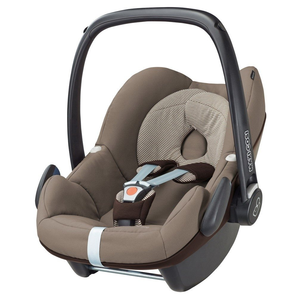 Bērnu autosēdeklis 0-13 kg MAXI-COSI Pebble Earth Brown