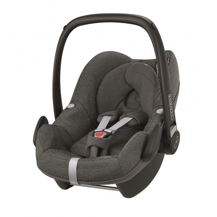 Bērnu autosēdeklis 0-13 kg MAXI-COSI Pebble Sparkling Grey