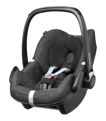 Bērnu autosēdeklis 0-13 kg MAXI-COSI Pebble Triangle Black