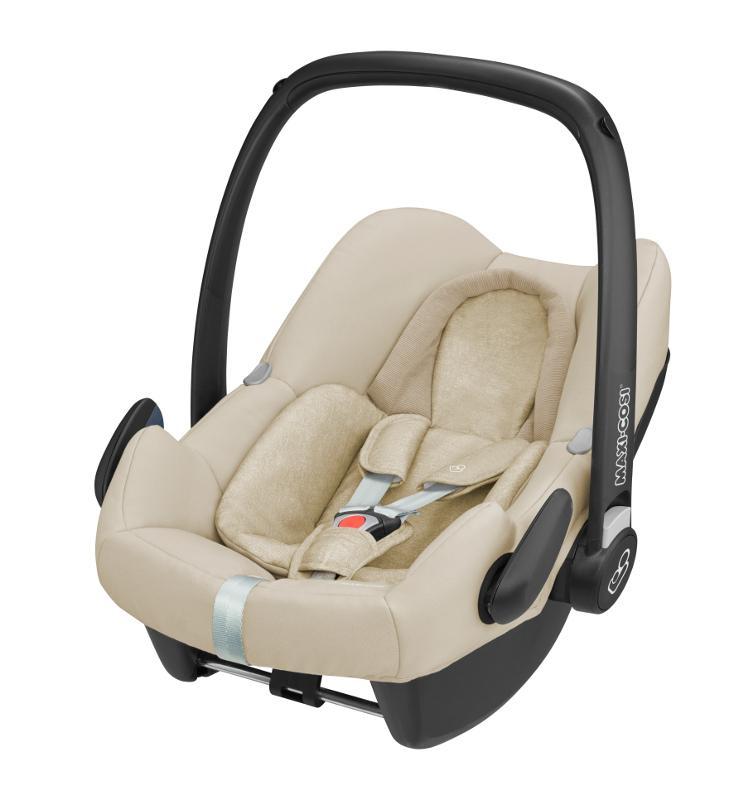 MAXI COSI Rock Nomad Sand Bērnu autosēdeklis 0-13 kg