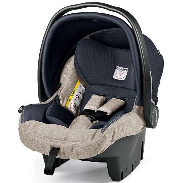 Bērnu autosēdeklis 0-13 kg PEG-PEREGO Primo Viaggio SL Luxe Beige IMSL000035BA36PL31
