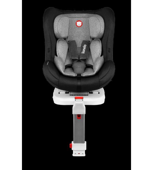 Bērnu autosēdeklis 0-18 kg Lionelo LENNART carbon Isofix