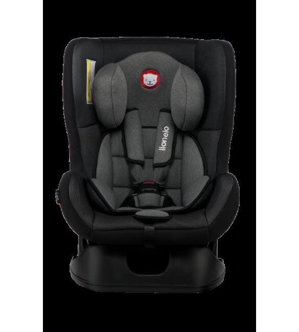 Bērnu autosēdeklis 0-18 kg Lionelo LIAM carbon grey