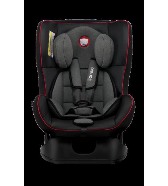 Bērnu autosēdeklis 0-18 kg Lionelo LIAM sporty black
