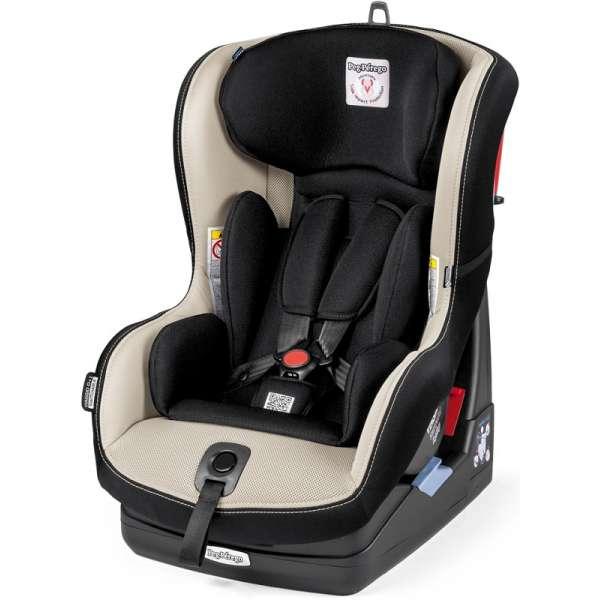 Bērnu autosēdeklis 0-18 kg PEG-PEREGO Viaggio 0+1 Switchable Sand IMVG010035DX13LR46
