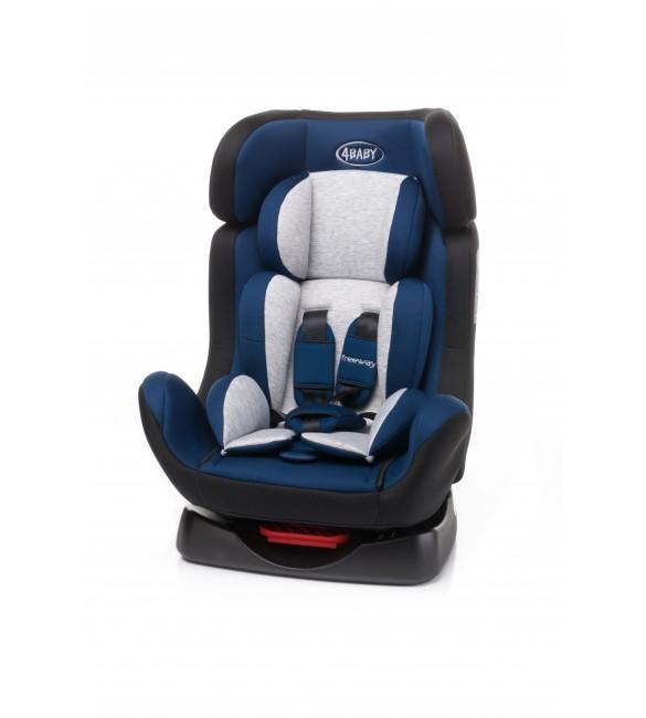 Bērnu autosēdeklis 0-25 kg 4BABY FREEWAY blue