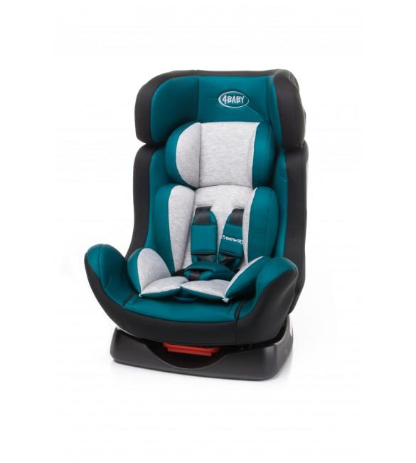 Bērnu autosēdeklis 0-25 kg 4BABY FREEWAY dark turkus