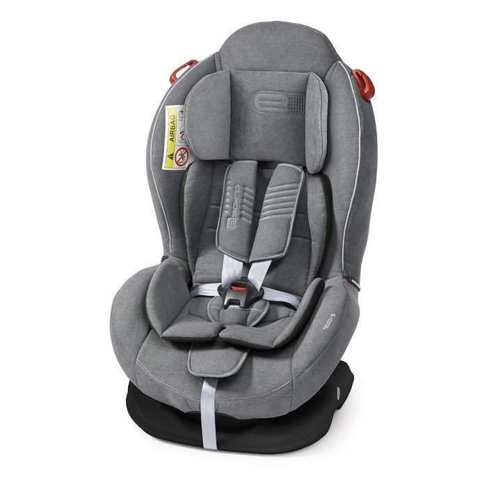 Bērnu autosēdeklis 0-25 kg Espiro DELTA NEW 07/grey&silver