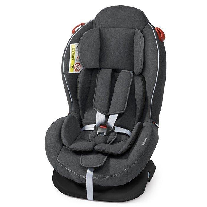 Bērnu autosēdeklis 0-25 kg Espiro DELTA NEW 17/graphite