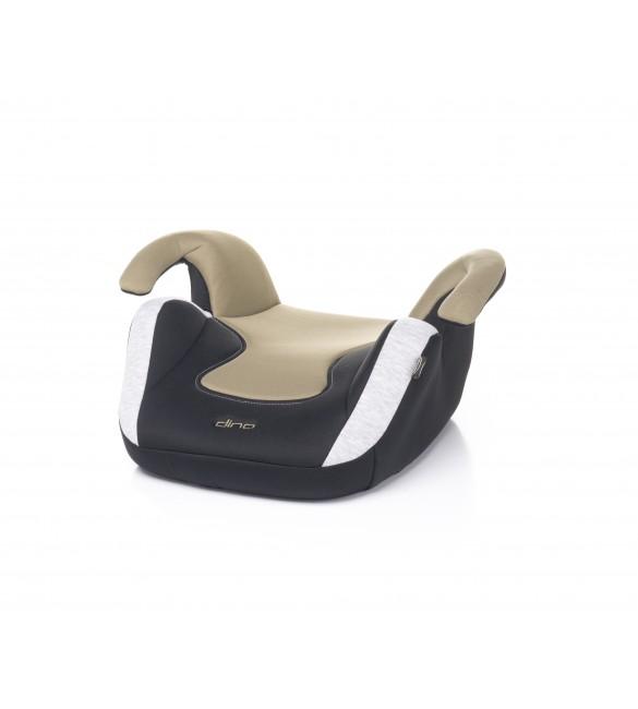 Bērnu autosēdeklis 15-36 kg 4baby DINO beige