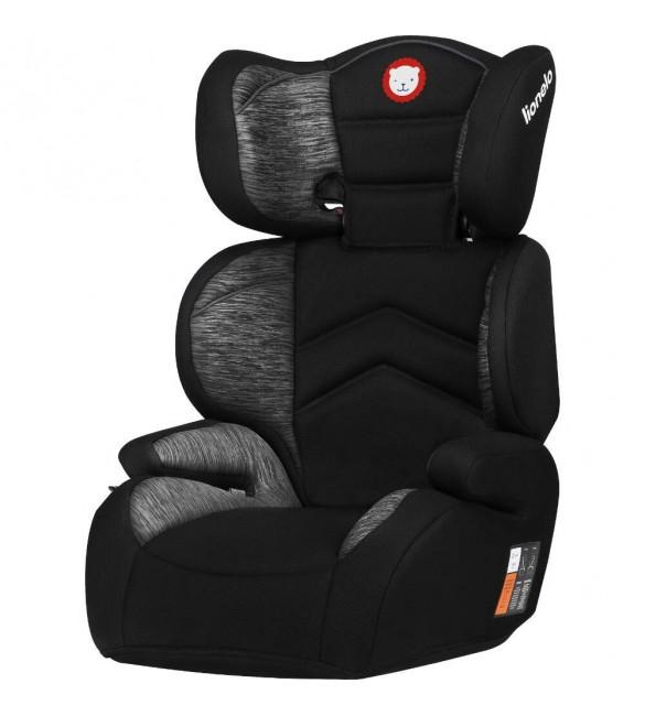 Bērnu autosēdeklis 15-36 kg Lionelo LARS graphite
