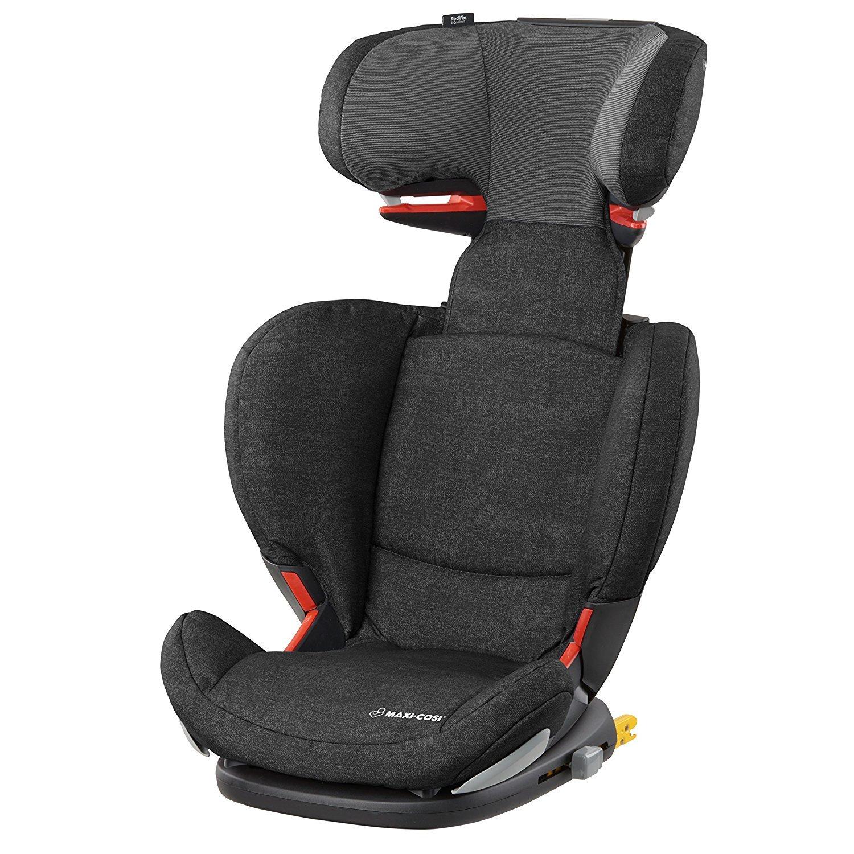 Bērnu autosēdeklis 15-36 kg MAXI-COSI RodiFix AirProtect Nomad Black