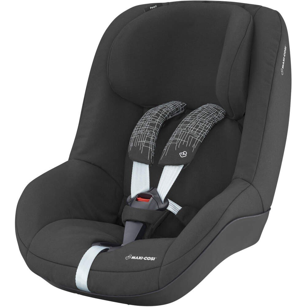 Bērnu autosēdeklis 9-18 kg MAXI-COSI Pearl Black Grid