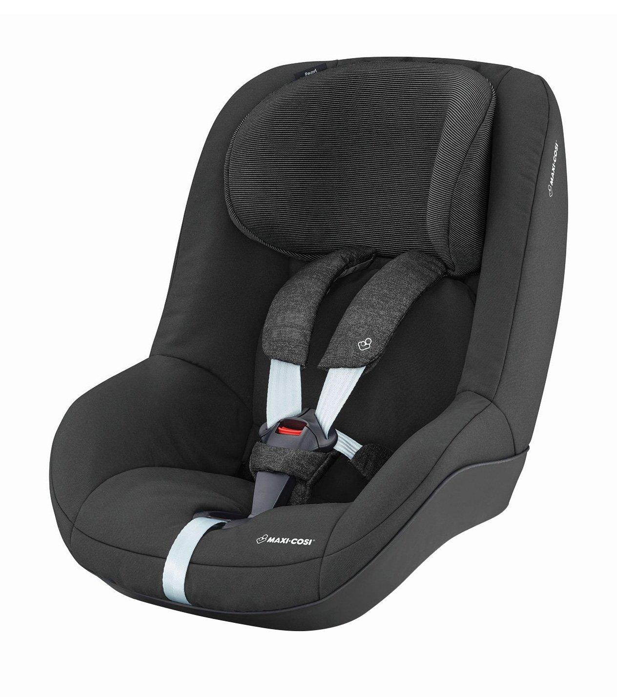 Bērnu autosēdeklis 9-18 kg MAXI-COSI Pearl Nomad Black