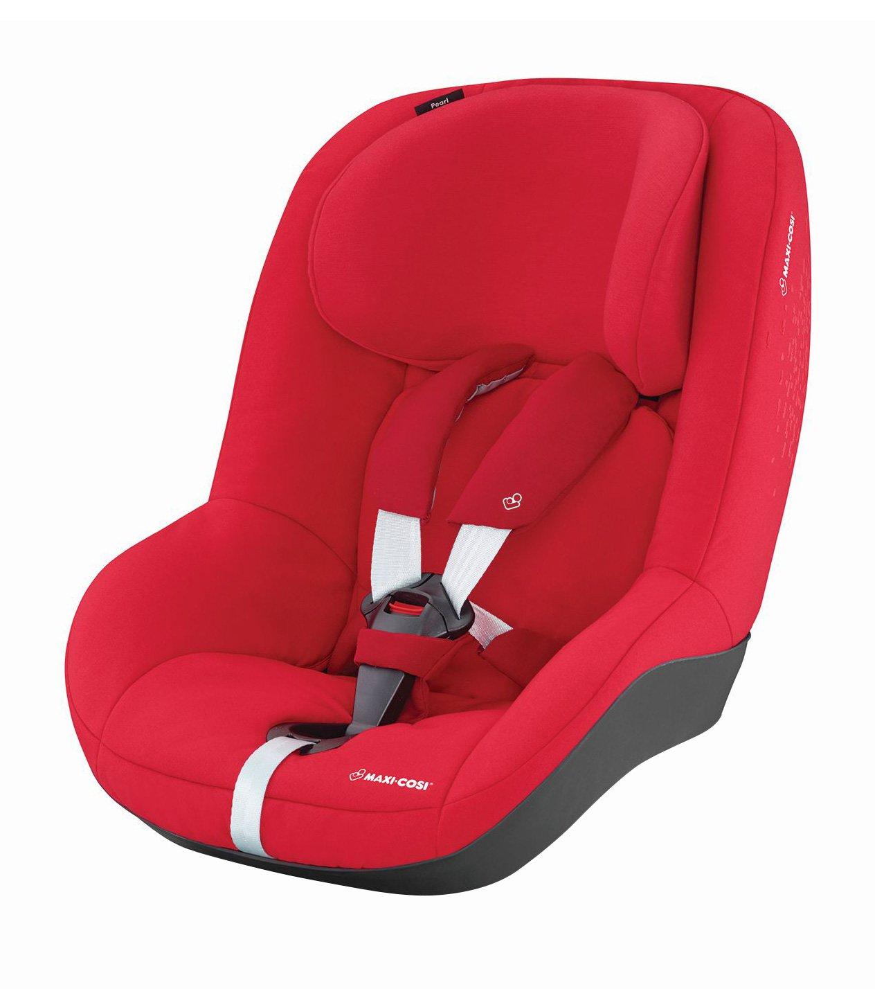 Bērnu autosēdeklis 9-18 kg MAXI-COSI Pearl Vivid Red