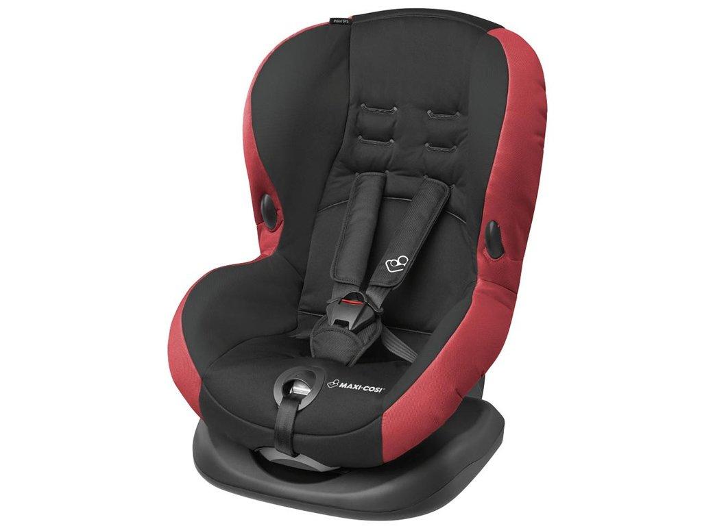 MAXI COSI Priori SPS + Pepper Black Bērnu autosēdeklis 9-18 kg